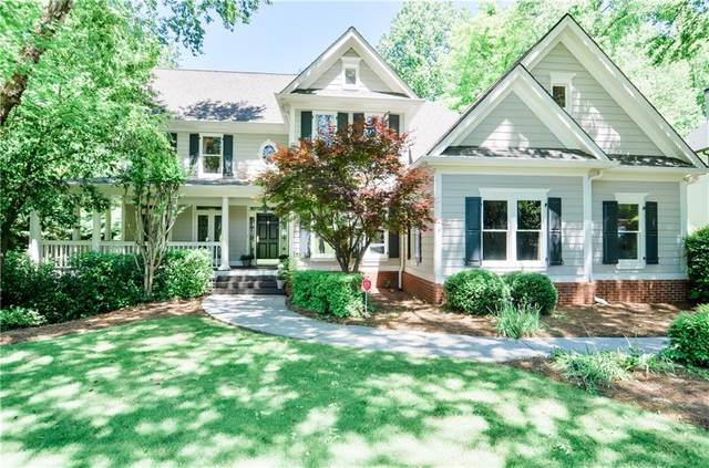 1250 Creek Ridge Crossing, Alpharetta, GA 30005 (MLS #6881898) :: North Atlanta Home Team