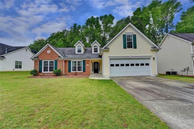 1893 Brittlebank Lane, Lawrenceville, GA 30043 (MLS #6881912) :: The Kroupa Team | Berkshire Hathaway HomeServices Georgia Properties