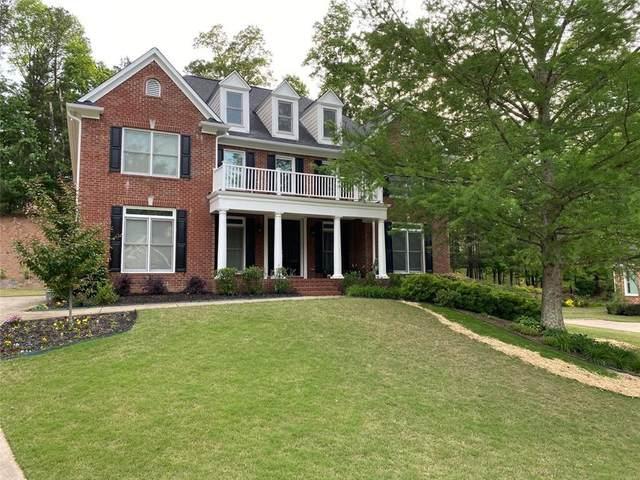 933 Ravenwood Way, Canton, GA 30115 (MLS #6881929) :: Path & Post Real Estate