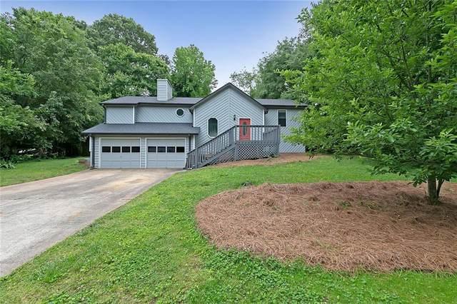 1707 Hickory Grove Trail NW, Acworth, GA 30102 (MLS #6881930) :: North Atlanta Home Team