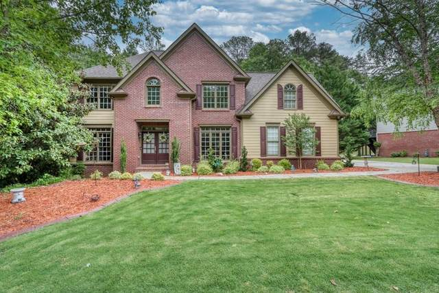 665 Gold Valley Pass, Canton, GA 30114 (MLS #6881932) :: Path & Post Real Estate