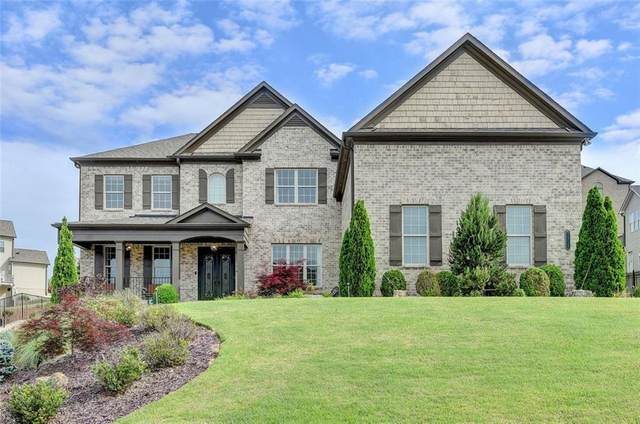 6145 Woodlawn Drive, Suwanee, GA 30024 (MLS #6881937) :: Lucido Global