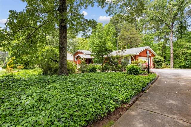 4095 Manor House Drive, Marietta, GA 30062 (MLS #6881948) :: Path & Post Real Estate