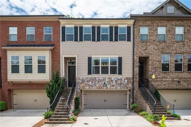 2130 W Village Lane SE, Smyrna, GA 30080 (MLS #6881967) :: Charlie Ballard Real Estate