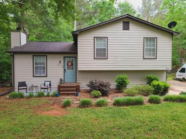 830 Simmons Rd. Road, Social Circle, GA 30025 (MLS #6881982) :: North Atlanta Home Team