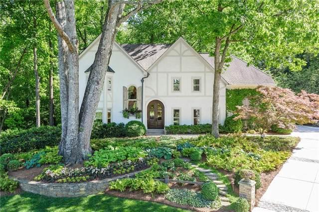 130 Bayvale Court, Sandy Springs, GA 30328 (MLS #6881990) :: Path & Post Real Estate