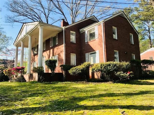 4881 Powers Ferry Road, Sandy Springs, GA 30327 (MLS #6881998) :: AlpharettaZen Expert Home Advisors