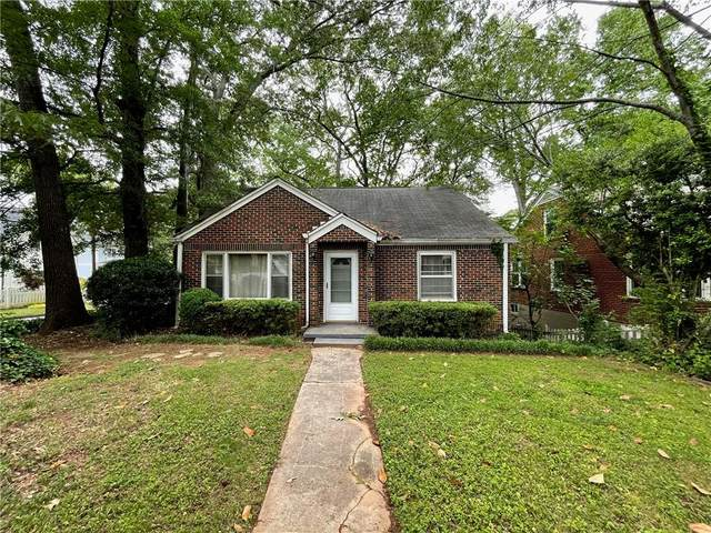 286 Sisson Avenue NE, Atlanta, GA 30317 (MLS #6882000) :: North Atlanta Home Team