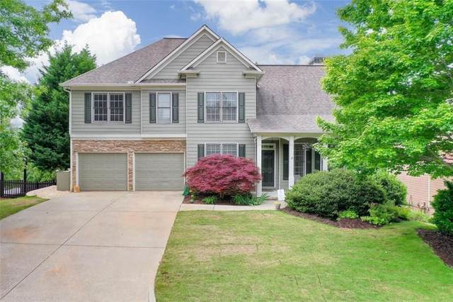 318 Laurel Glen Crossing, Canton, GA 30114 (MLS #6882019) :: Path & Post Real Estate