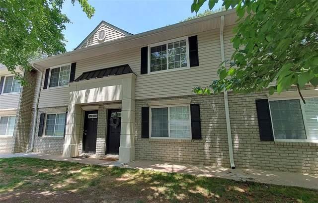 6940 Roswell Road 16B, Atlanta, GA 30328 (MLS #6882041) :: Path & Post Real Estate