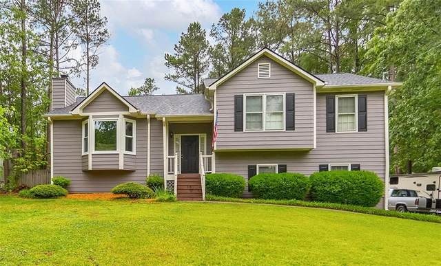 64 Little John Way, Douglasville, GA 30134 (MLS #6882046) :: The Kroupa Team | Berkshire Hathaway HomeServices Georgia Properties