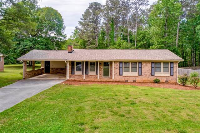 3641 Reece Road, Powder Springs, GA 30127 (MLS #6882047) :: North Atlanta Home Team