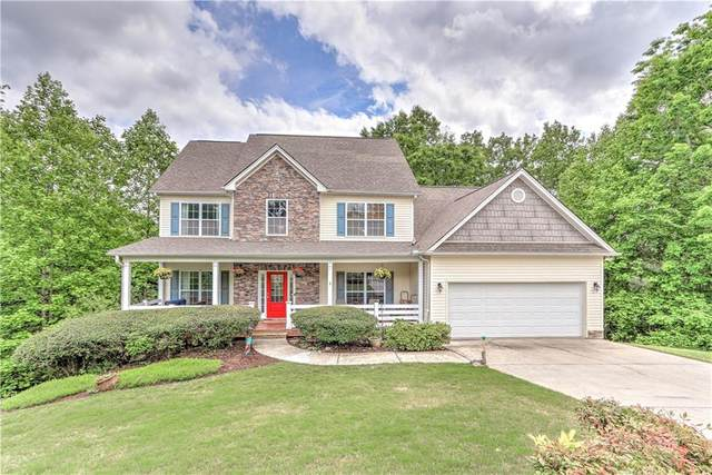 5375 Angel Wing Court, Gainesville, GA 30506 (MLS #6882054) :: The Cowan Connection Team