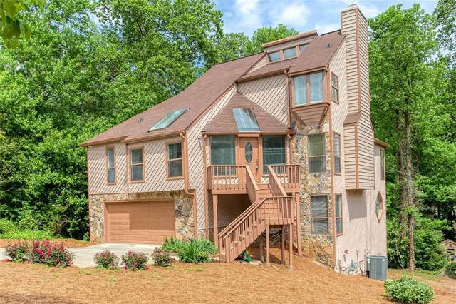 2850 Wendy Springs Court NE, Marietta, GA 30062 (MLS #6882055) :: Path & Post Real Estate