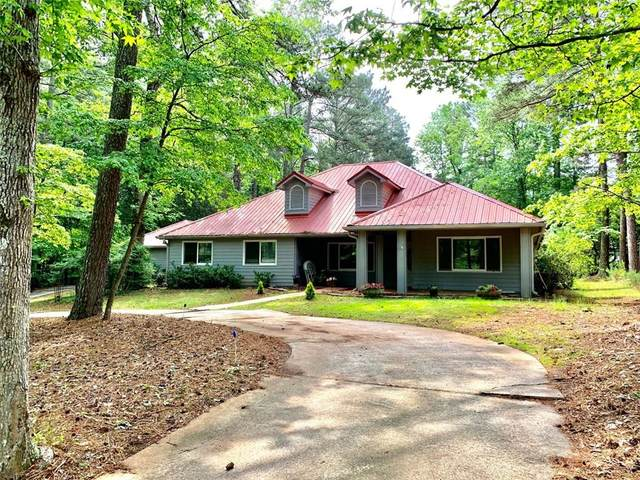 110 Twin Branch Walk, Fayetteville, GA 30214 (MLS #6882058) :: North Atlanta Home Team