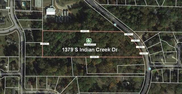 1379 S Indian Creek Drive, Stone Mountain, GA 30083 (MLS #6882068) :: North Atlanta Home Team