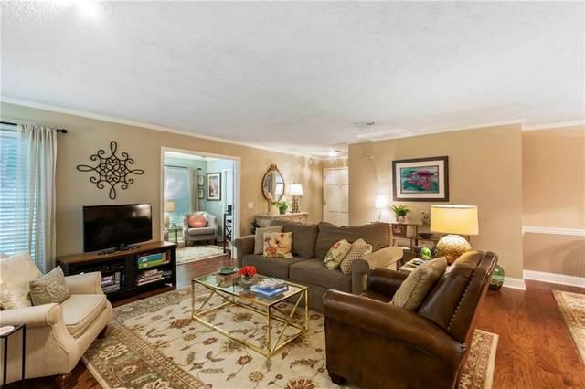 506 Bainbridge Drive, Sandy Springs, GA 30327 (MLS #6882075) :: Path & Post Real Estate