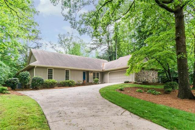 3350 Turtle Lake Club Drive SE, Marietta, GA 30067 (MLS #6882087) :: Path & Post Real Estate