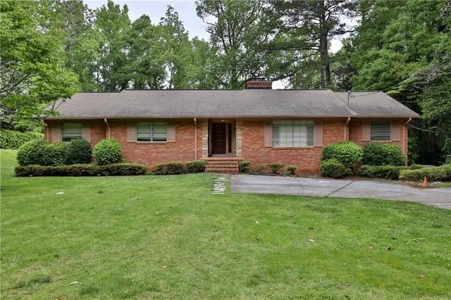 556 Walnut Drive SW, Marietta, GA 30064 (MLS #6882091) :: Path & Post Real Estate