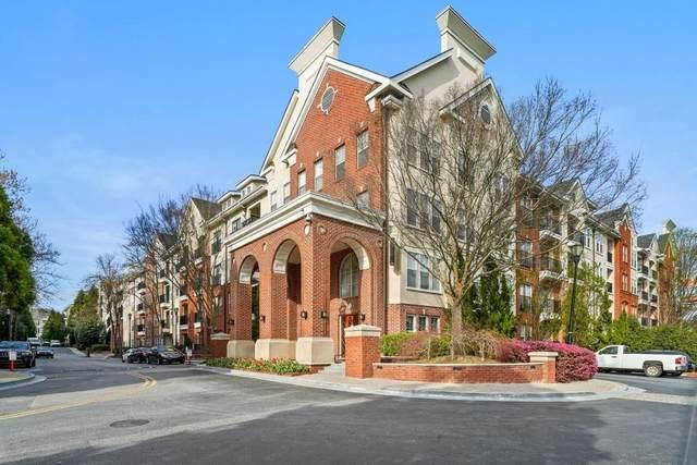 1850 Cotillion Drive #1306, Atlanta, GA 30338 (MLS #6882097) :: The Cowan Connection Team