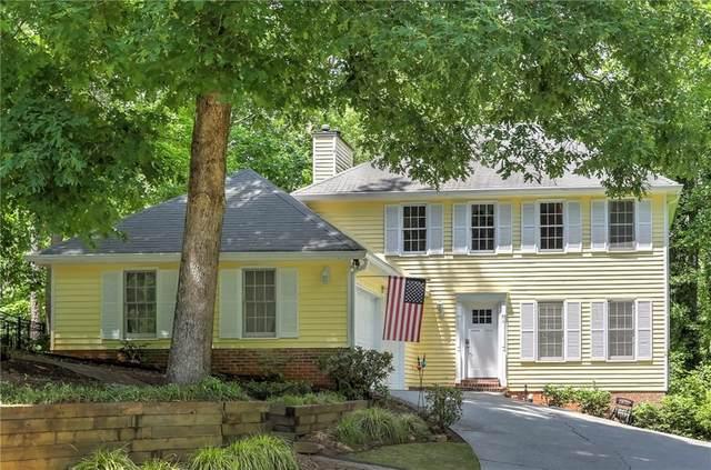 4853 Hawk Place NE, Marietta, GA 30066 (MLS #6882104) :: North Atlanta Home Team