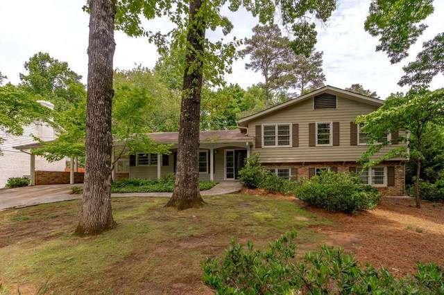 6605 Williamson Drive NE, Atlanta, GA 30328 (MLS #6882111) :: North Atlanta Home Team