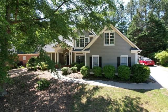 8370 Fairway Drive, Covington, GA 30014 (MLS #6882131) :: Path & Post Real Estate