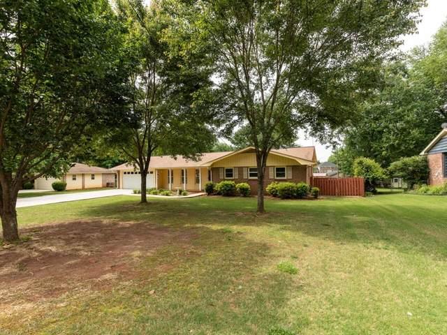 833 Denise Court, Stone Mountain, GA 30087 (MLS #6882139) :: North Atlanta Home Team