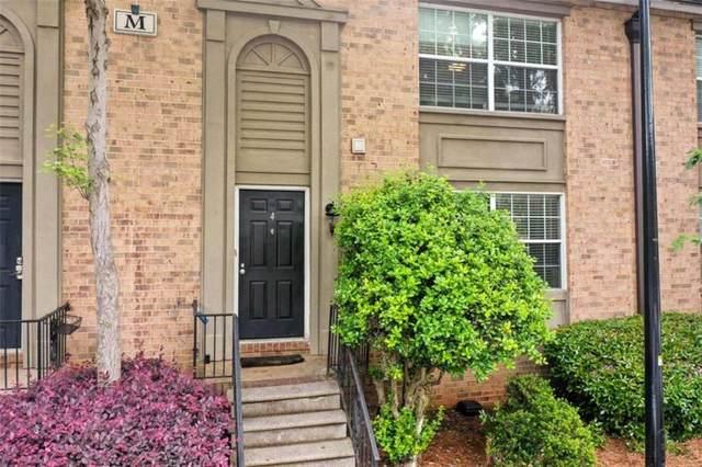 6980 Roswell Road #M4, Sandy Springs, GA 30260 (MLS #6882167) :: North Atlanta Home Team