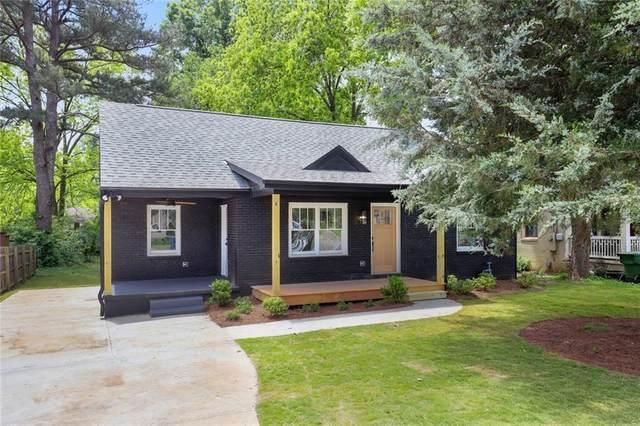 1687 Newton Avenue SE, Atlanta, GA 30316 (MLS #6882189) :: AlpharettaZen Expert Home Advisors