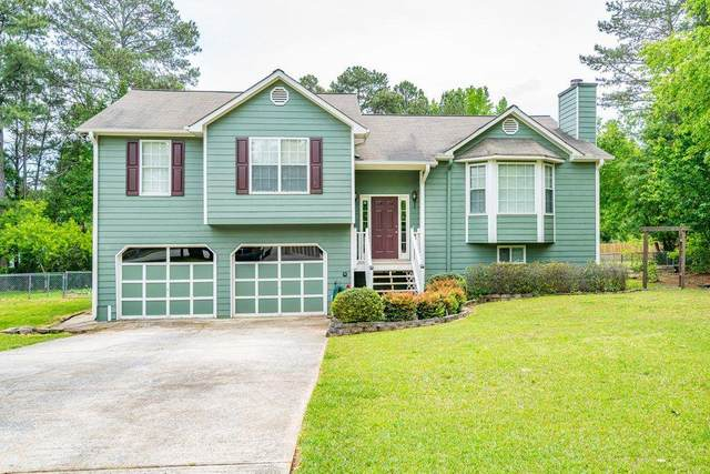 564 Holland Road, Dallas, GA 30157 (MLS #6882205) :: The Kroupa Team | Berkshire Hathaway HomeServices Georgia Properties