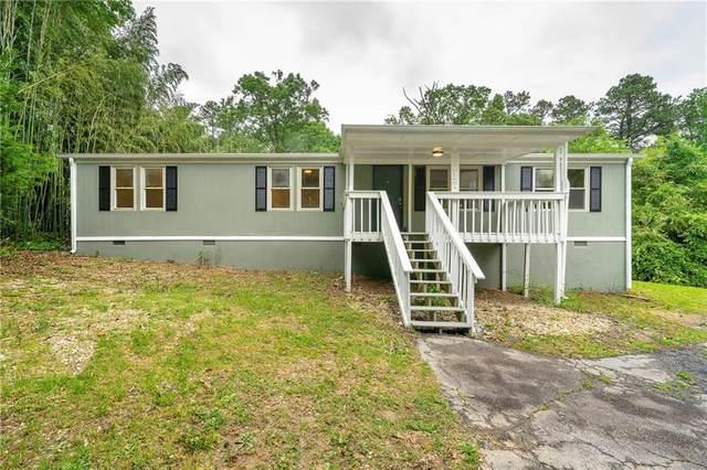 4217 Riley Road, Lithia Springs, GA 30122 (MLS #6882217) :: The Kroupa Team | Berkshire Hathaway HomeServices Georgia Properties