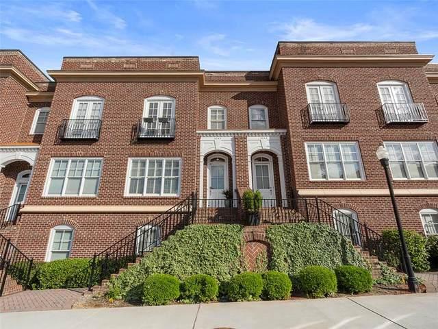 5145 Peachtree Road, Chamblee, GA 30341 (MLS #6882218) :: Path & Post Real Estate