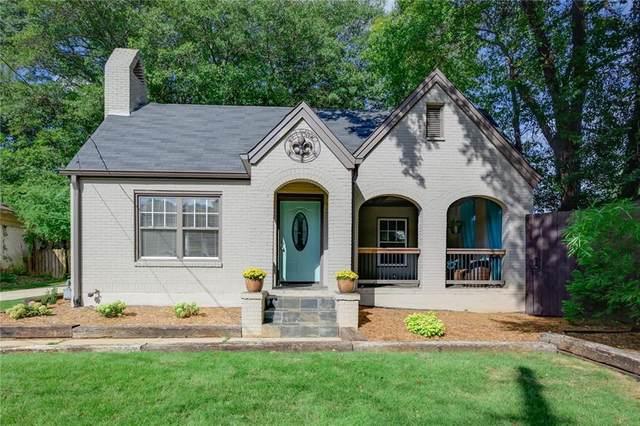 305 Mcpherson Place SE, Atlanta, GA 30316 (MLS #6882227) :: AlpharettaZen Expert Home Advisors