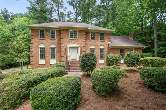 3899 Allenhurst Drive, Peachtree Corners, GA 30092 (MLS #6882234) :: Path & Post Real Estate