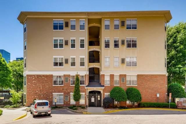 800 Peachtree Street NE #1119, Atlanta, GA 30308 (MLS #6882251) :: Compass Georgia LLC