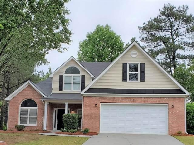 1106 Cotton Gin Court, Lawrenceville, GA 30045 (MLS #6882286) :: North Atlanta Home Team