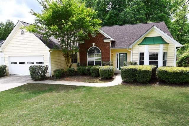 1125 Smoke Hill Lane, Hoschton, GA 30548 (MLS #6882312) :: The Heyl Group at Keller Williams