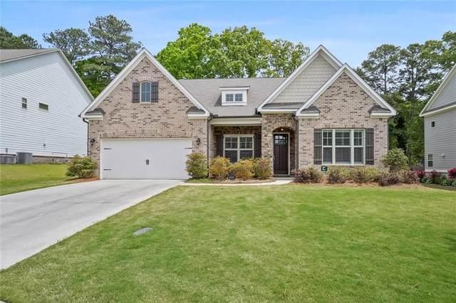 5420 West Point Drive, Cumming, GA 30040 (MLS #6882314) :: The Kroupa Team | Berkshire Hathaway HomeServices Georgia Properties