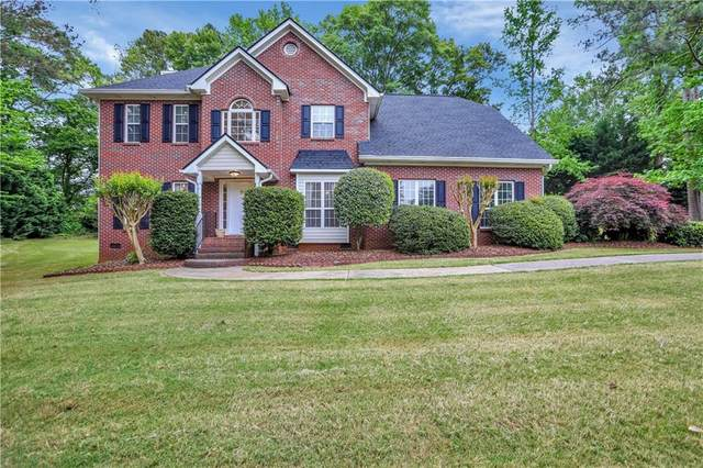 15 Brandy Court, Carrollton, GA 30117 (MLS #6882316) :: North Atlanta Home Team