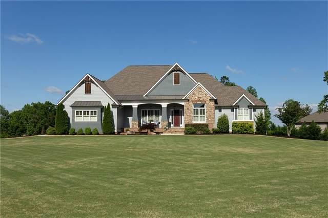 6438 Winter Harbor Drive, Flowery Branch, GA 30542 (MLS #6882336) :: The Kroupa Team | Berkshire Hathaway HomeServices Georgia Properties