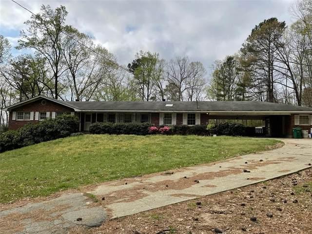 1687 Cedar Grove Road, Conley, GA 30288 (MLS #6882343) :: North Atlanta Home Team