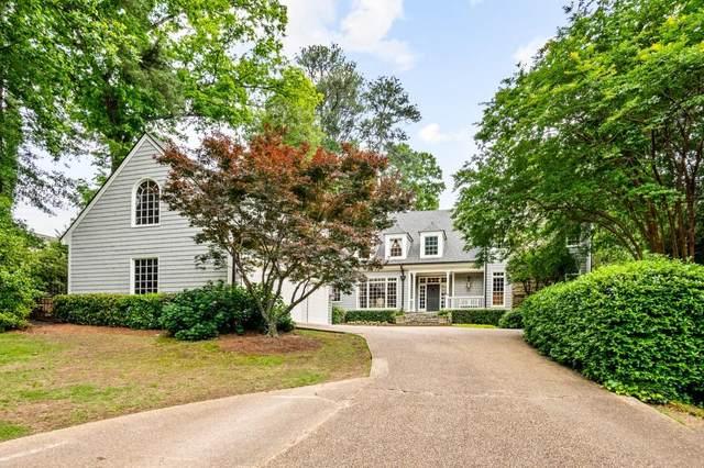 500 Peachtree Battle Avenue, Atlanta, GA 30305 (MLS #6882347) :: The Kroupa Team | Berkshire Hathaway HomeServices Georgia Properties