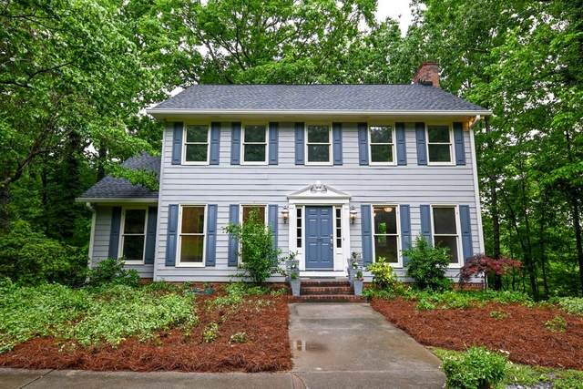100 Laurel Springs Drive, Athens, GA 30606 (MLS #6882367) :: North Atlanta Home Team