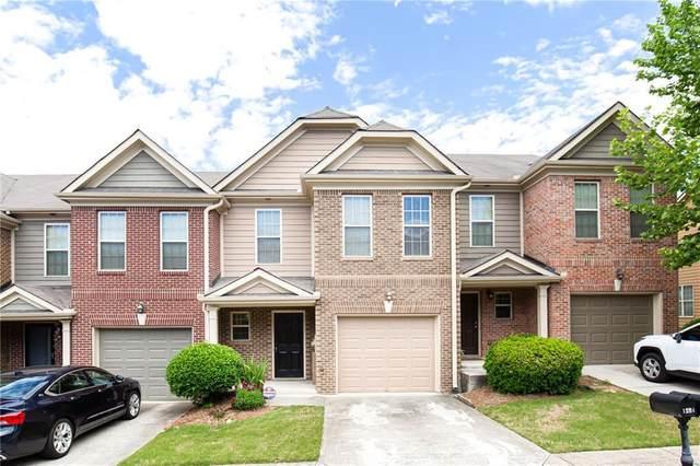 1764 Millstream Hollow, Conyers, GA 30012 (MLS #6882368) :: North Atlanta Home Team