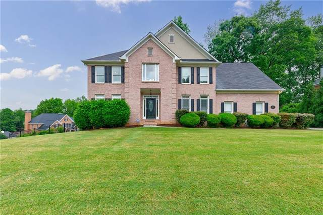 1871 American Walk, Lawrenceville, GA 30043 (MLS #6882371) :: Path & Post Real Estate