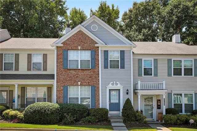 10900 Wittenridge Drive M4, Alpharetta, GA 30022 (MLS #6882376) :: North Atlanta Home Team
