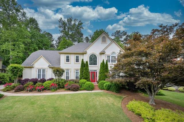 4418 Derwent Drive NE, Roswell, GA 30075 (MLS #6882399) :: The Kroupa Team | Berkshire Hathaway HomeServices Georgia Properties