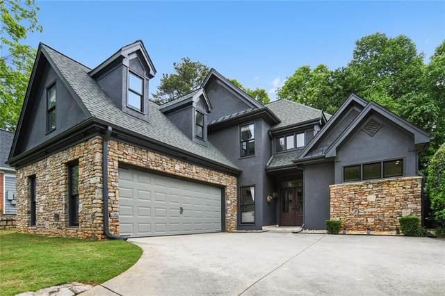 2255 Lenox Ridge Court NE, Brookhaven, GA 30319 (MLS #6882405) :: North Atlanta Home Team