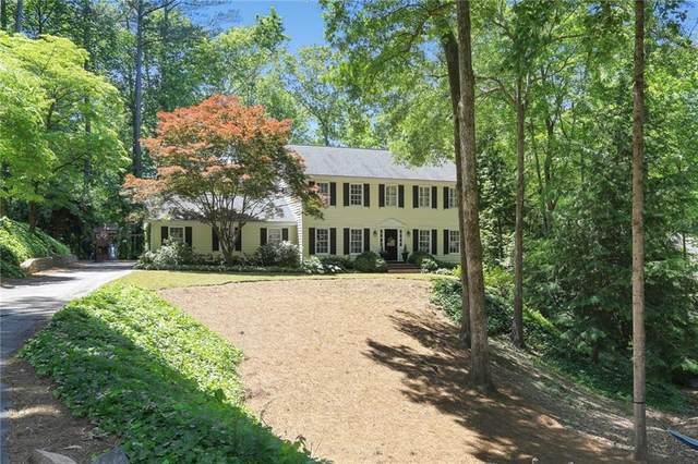 6278 Mountain Brook Way, Atlanta, GA 30328 (MLS #6882412) :: Todd Lemoine Team
